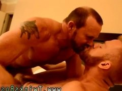 Gay guy giving anal sex to sleeping dick