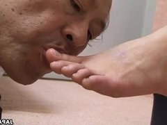 Cheating wife getting her hairy muff eaten out hard
