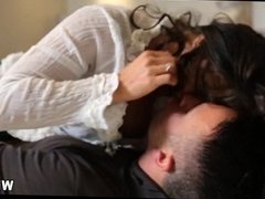 Colombian Wife has a Huge throbbing Clit