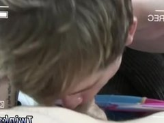 Male masturbation tricks facial gay twink