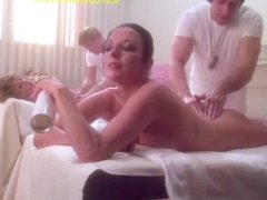 Joan Collins And Sue Lloyd Nude Scene In The Stud Movie