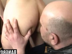 Big daddy pays a twink to suck his dick