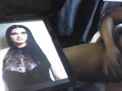 My Ebony Cum-shot Tribute to Katy Perry