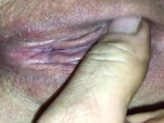 Wife cumming hard