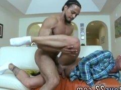 Naked  men photos showing their big