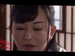 Great. Served by two mature people in a house. Japanese mature threesome. J
