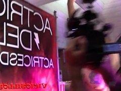 Las hermanas Ortega y Amador con espontanea en el SEB