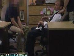 Straight guy sucks cock and eats cum gay