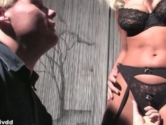 Bbvideo.com Blonde German MILF fucking well