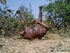 Indian Tarzan Boy Sex In Jungle Wood (Short)