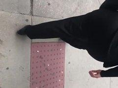 Pawg bbw gilf in black dress pants 2