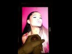 Ariana Grande Cumz #1