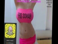 Hot blonde Add  My Snapchat: Susan54942