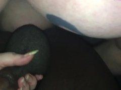 Eating my ass
