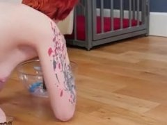 partner's daughter fucks behind fathers