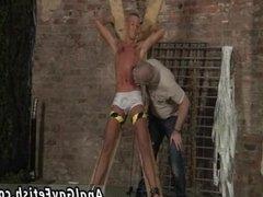 African american gay bondage Slave Boy Made