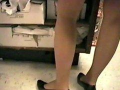 Pantyhose Voyeur 010 Compilation