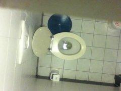 Real girls voyeur bathroom 5