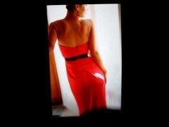 Kate Kelton's ass cum tribute 4