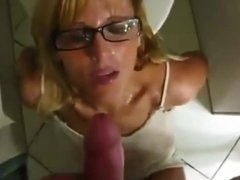 Naughty piss slut likes to drink straight from the fountain4