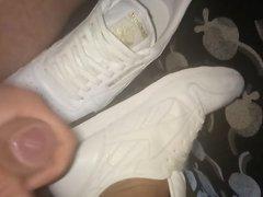 Men Feet (Reebok Sneakers)