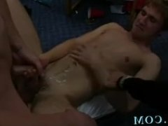 Brother shots big load gay porn first time