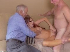 Old mature xxx Frannkie And The Gang Take a