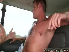 Straight boys cum inside each other and