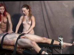 handjob tickling, 3 mistress