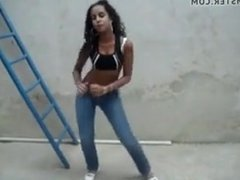 BRAZILIAN TEEN DANCING
