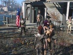 Fallout 4 Pillards sex land part2
