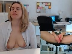 The girl at work that I wanna fuck