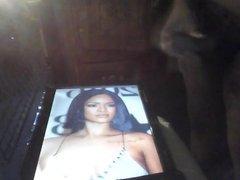 The After midnight facial Dedication to Rihanna
