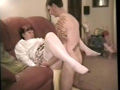 Nurse takes it up the ass ,,,and goes wild