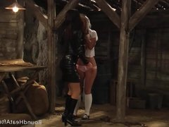Slaves Homecoming: From Chains To Pleasure