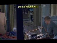 Monica Bellucci Nude Boobs In Combien Tu Maimes Movie
