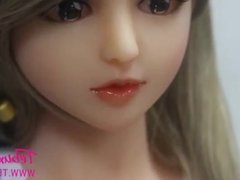 Blonde sex doll that will make your ex jealous