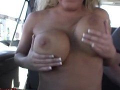 Megan Loves To Fuck With Her Big Tits in Public!!!