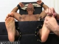 Hardest biggest dick jerking off cums gay