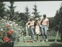 MILF needs 2 boys next door - vintage