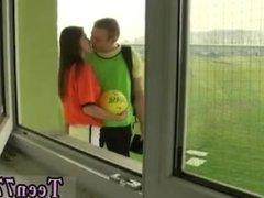 Cum slut gangbang Dutch football player