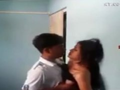 Indian Couple got sex in college rooms Hidden cam