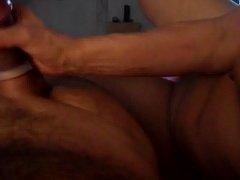 German mature handjob  geile lady wichst meinen Schwanz