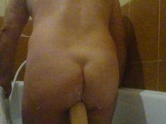 Dildo in ass
