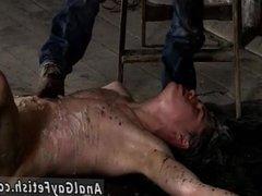 Young boy teen gay fetish bondage movie