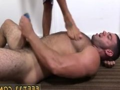 Gay muscle cum facial and man sex with boy