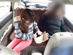 My sister pissed at Car