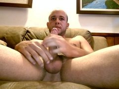 Big cum watching porn on Xhamster