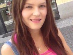 PRETTY TEEN'S HOMEMADE ANAL CREAMPIE VIDEO