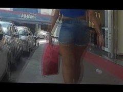 RABUDA DE SHORTINHO (BIG ASS OF SHORTS) 233
